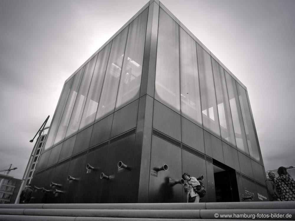 Elbphilharmonie Pavillon Hamburg Hafencity