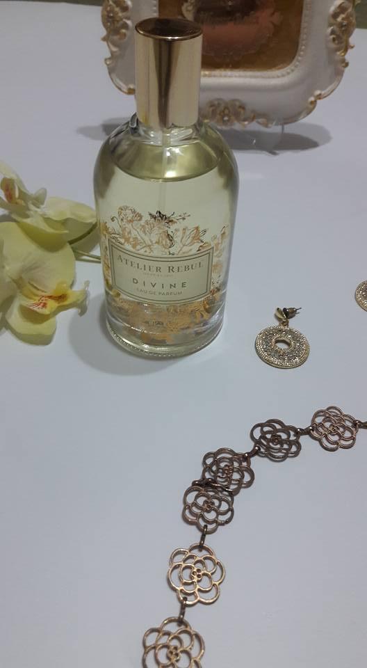 Atelier Rebul Divine kadın parfümleri