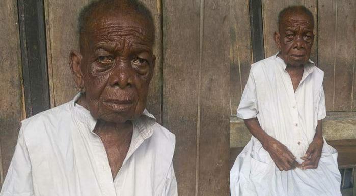 134 years old Nigerian woman, Madam Sarah Nwakohwu Wuche
