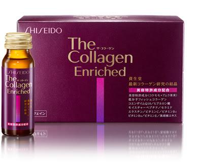 Nước uống collagen của nhật enriched