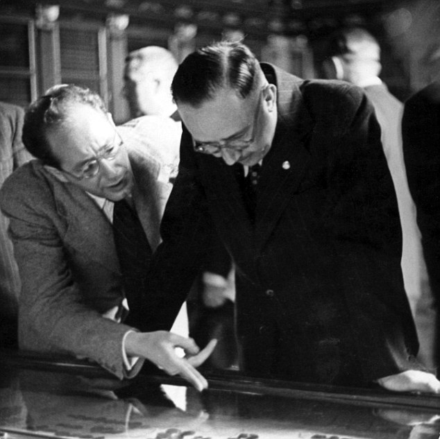 20 October 1940 worldwartwo.filminspector.com Himmler