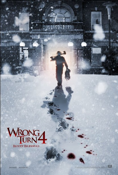 Poster Of Wrong Turn 4 Bloody Beginnings 2011 UnRated 720p BRRip Full Movie