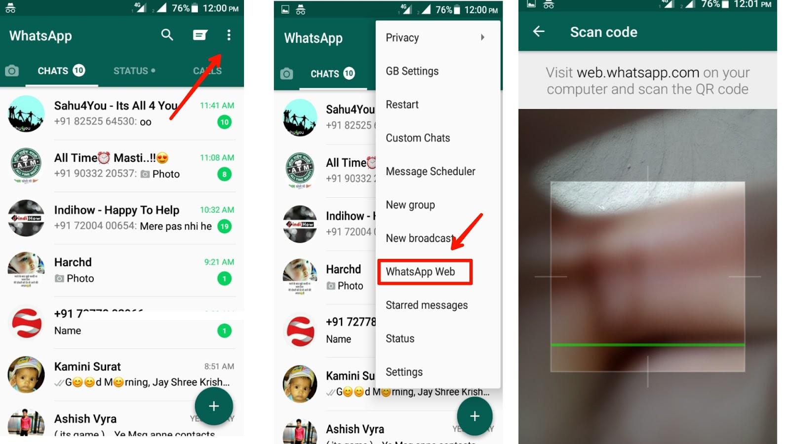 Jio phone whatsapp kaise download karte hai video | Vigo Video
