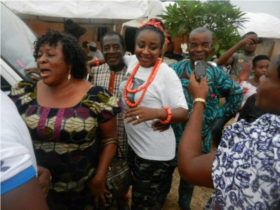 ini edo husband mother burial