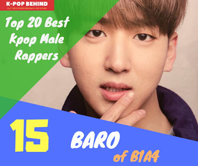 Baro of B1A4