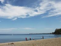 Keindahan Asri Pantai Lumpue, Pantai Tertua di Pare-Pare Sulawesi Selatan