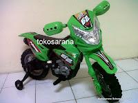5 Motor Mainan Aki DoesToys DT413 Hero Force 62 Motocross