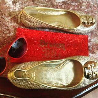 d9b5e09fbc08 Thrifting Central Ga.    Savvy Shopping Tory Burch flats for under  5.00