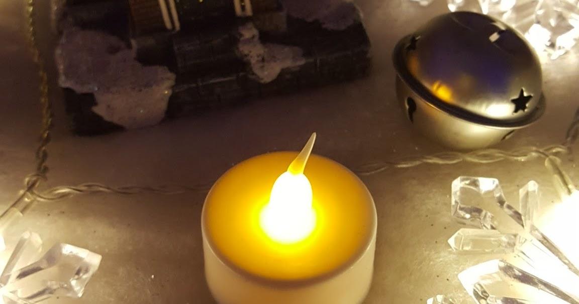 mona 39 s blog flammenlose teelichter led set 6er pack flackernd mit batterie warmwei wei e. Black Bedroom Furniture Sets. Home Design Ideas