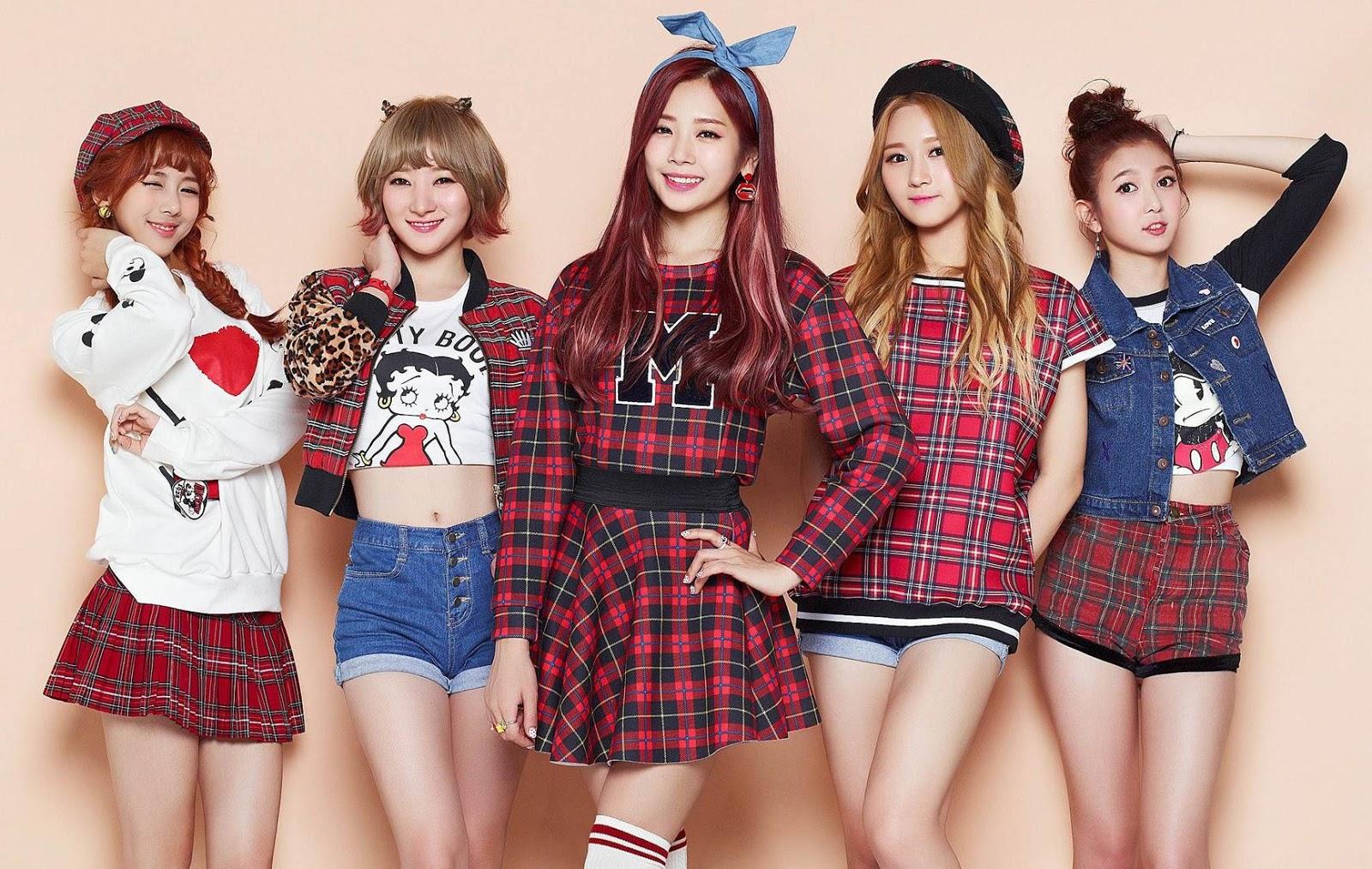 Girl Grup Rookie MINX Akan Comeback Juli Mendatang - Play