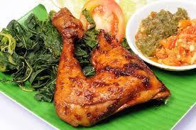Resep Ayam Bakar Spesial Tahun Baru