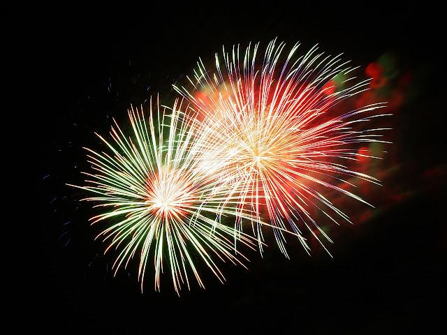 Happy New Year 2017 Firework