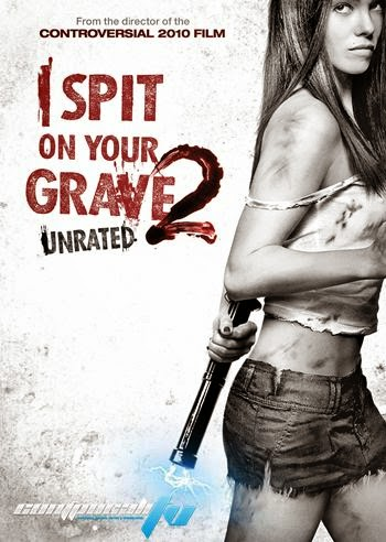 I Spit on Your Grave 2 DVDRip Latino