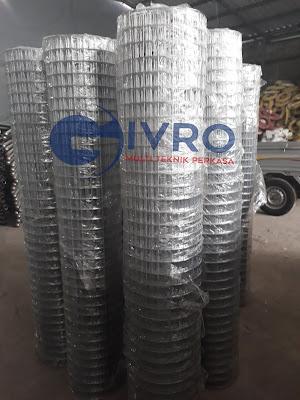 pabrik kawat loket stainless steel termurah indonesia