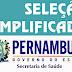 Governo de Pernambuco realiza seleção simplificada na área de saúde para Petrolina e mais 10 cidades