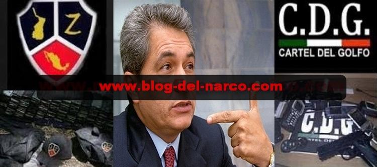 """El narco-gobernador, Yarrington,  """"compadre"""" de Bush y de los Zetas"""