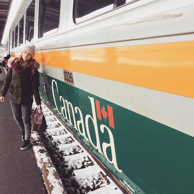via rail train canada