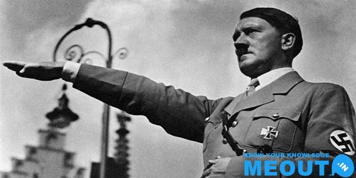 जर्मन तानाशाह अडोल्फ़ हिटलर के अनमोल वचन Adolf Hitler Quotes in Hindi
