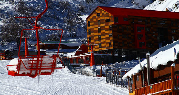 Nevados de Chillan Hotel, tourism in the South of Chile.