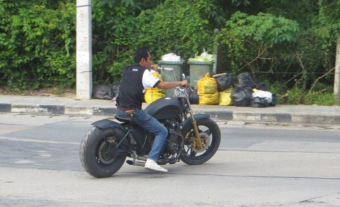 Harley-Davidson 850