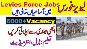 6000+Vacancies Levies Force Jobs 2021 Direct Walk-Interview
