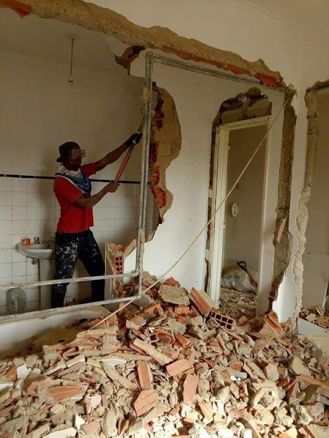 Quebrando paredes