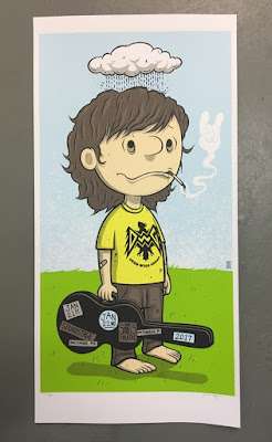 jim mazza dean ween group poster