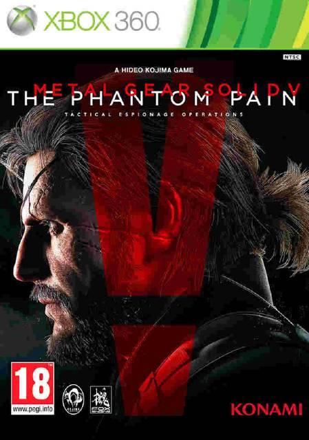 Metal Gear Solid V The Phantom Pain [Jtag/RGH] - Download