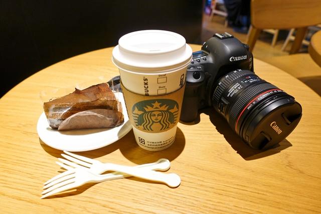 星巴克蛋糕摩卡咖啡