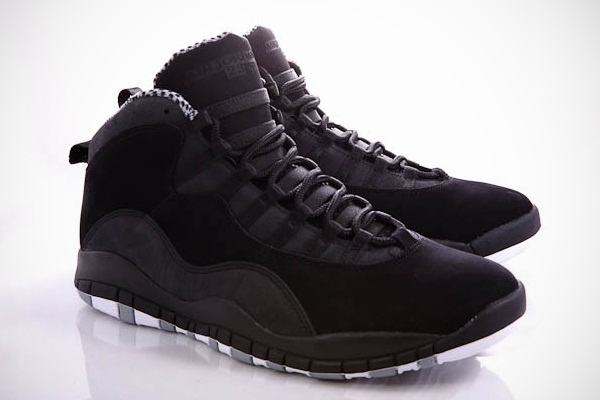 Air Jordan Retro 10 Stealth