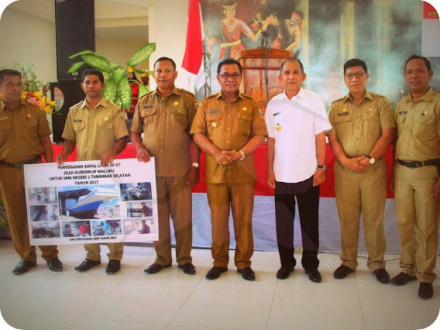Pemerintah Provinsi Maluku Dukung Pengembangan Pendidikan di MTB