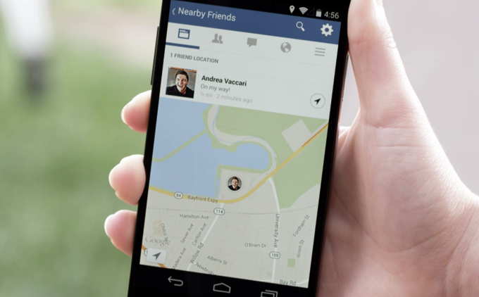 Facebook introduces optional Nearby Friends feature for Android and iPhone