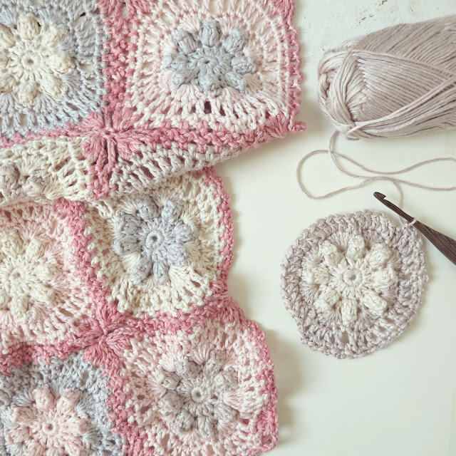 byHaafner, crochet, pastel, bamboo yarn, Japanese crochet book