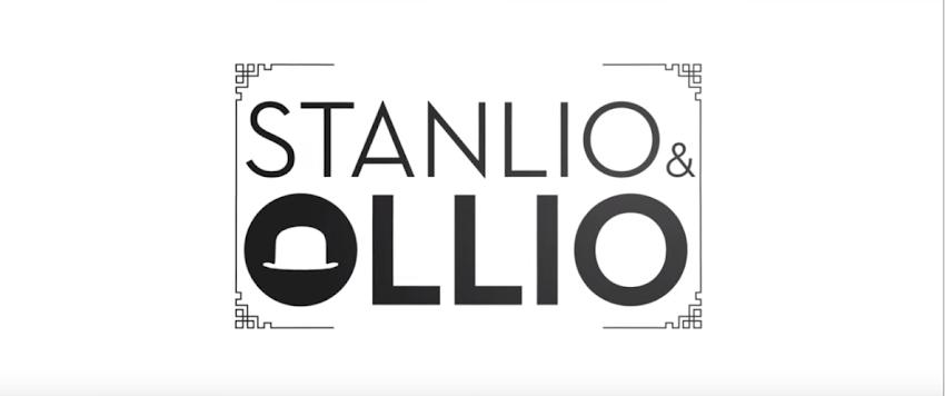 """Stanlio e Ollio – Spot """"Divertimento"""""""