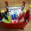 Make your own Old Fashioned Candy and Soda Gift Bucket for the Holidays!