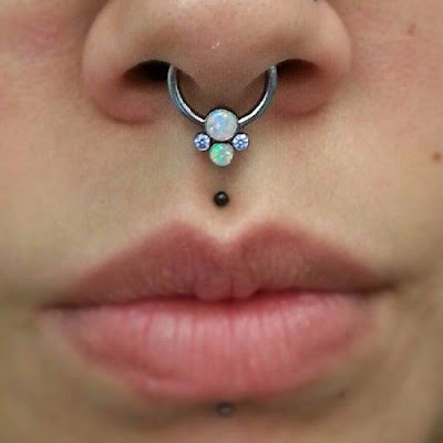 36 Unique and Popular Nose Piercing For Women