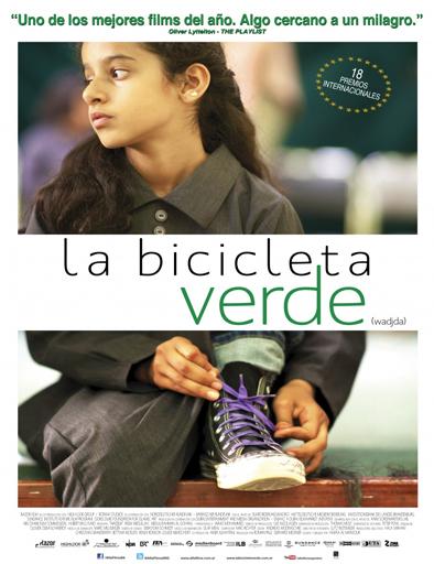 Ver La bicicleta verde (Wadjda) (2012) Online