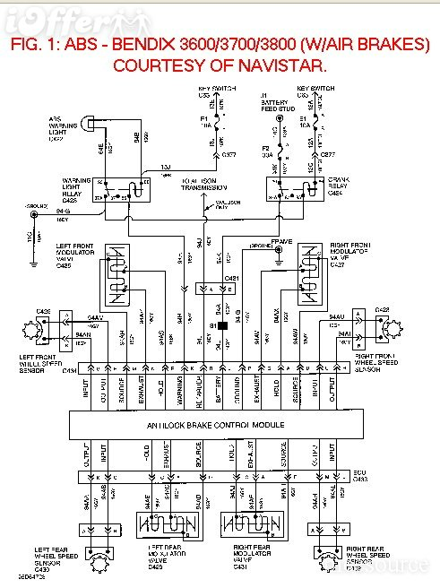 Prostar Wiring Diagram