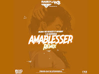 Mlindo The Vocalist Feat. Rayvanny & DJ Maphorisa - Amablesser (Remix) [Download]