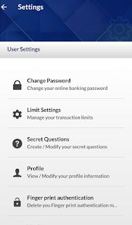 Fidelity Internet Banking App