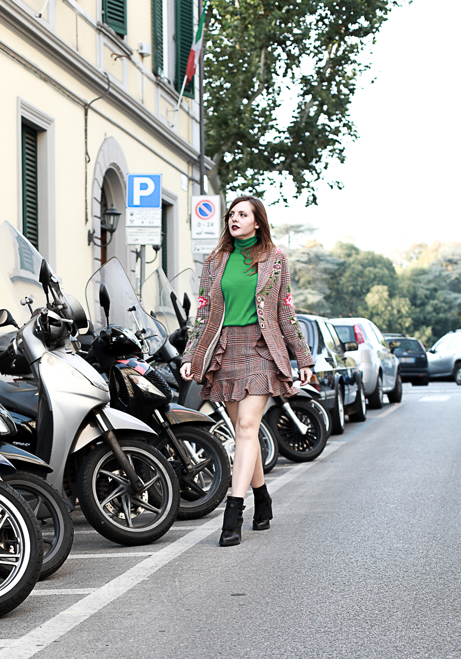 total look Frog Firenze
