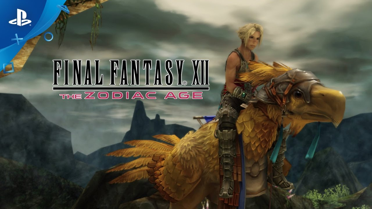 Final fantasy xii the zodiac age herein referred to as ffxii was originally released in 2006 on the playstation 2 those of you that know aussie gamers