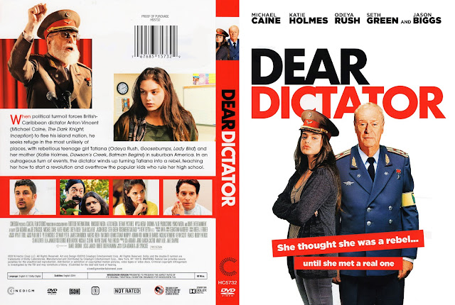 Dear Dictator (scan) DVD Cover