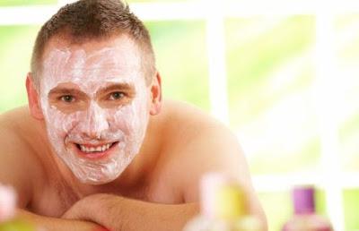 Masker Wajah Alami Untuk Pria