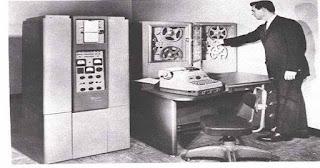 sejarah komputer, komputer generasi kedua