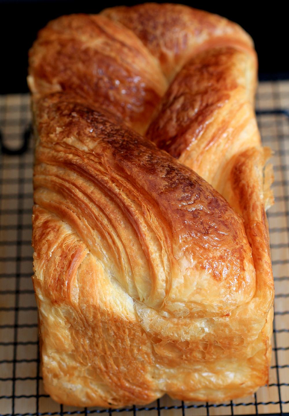 Danish Butter Loaf Cake Recipe