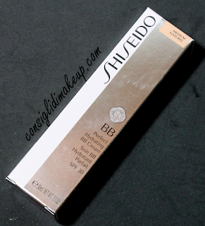Review: Perfect Hydrating BB Cream - Shiseido