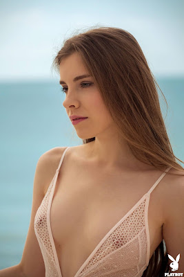 hot girl Kate Chromia playboy newcomer