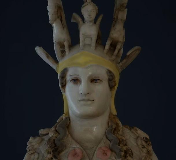Θησαυροί του Εθνικού Αρχαιολογικού Μουσείου -ΒΙΝΤΕΟ