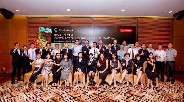 Đội ngũ nhân viên Bảo hiểm Mercedes Việt Nam chuyên nghiệp và tận tâm